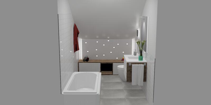 Diseño de baños a medida